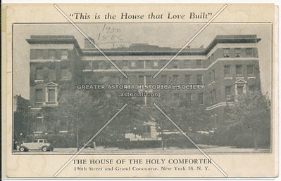 House of Holy Comforter, 196 St & Grand Concourse, Bx