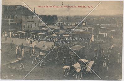 Woodland Beach autos