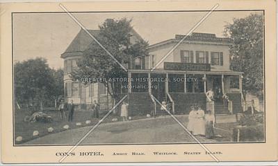 Cox Hotel, Amboy Rd., Whitlock (Bay Terrace)
