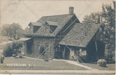 Housman Homestead, Watchogue Rd., Westerleigh