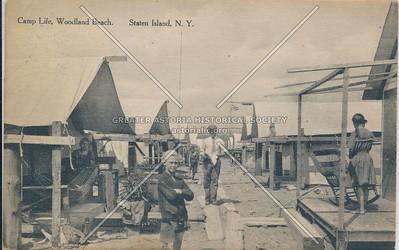 Woodland Beach camp