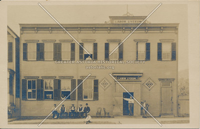 Labor Lyceum, Livermore Ave., Westerleigh