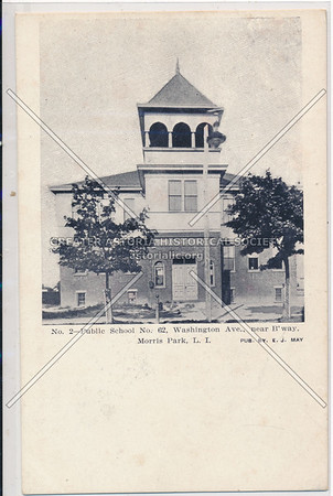 Public School No. 62, Washington Ave, Morris Park, L.I.
