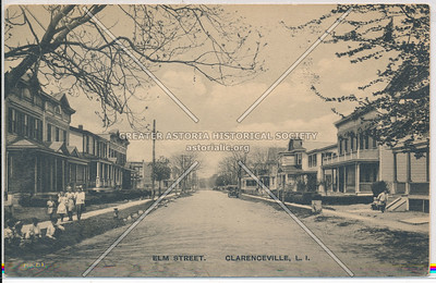 Elm St, Clarenceville, L.I.