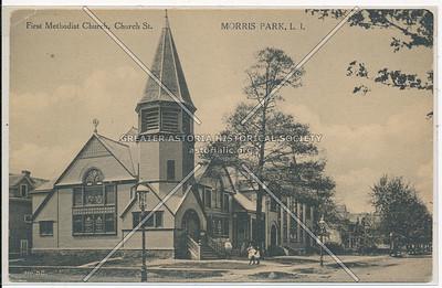 First Methodist Church, Church St, Morris Park, L.I.