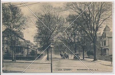 Oak St, Richmond Hill, L.I.