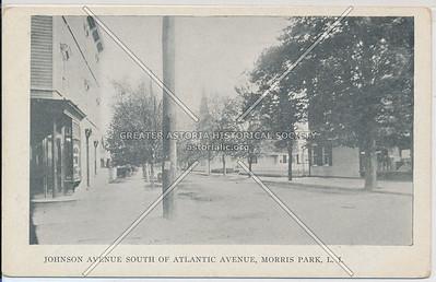 Johnson Ave, South of Atlantic Ave, Morris Park, L.I.
