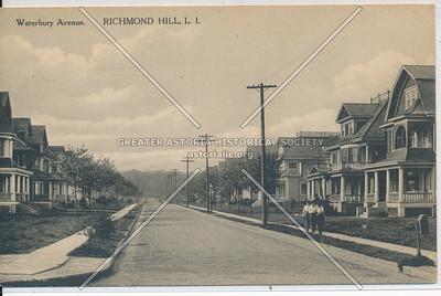 Waterbury Ave, Richmond Hill, L.I.