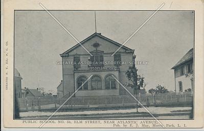 Public School No. 53, Elm St, Near Atlantic Ave, Morris Park, L.I.