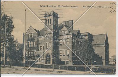 Public School No. 66, Freedom Ave., Richmond Hill, L.I.