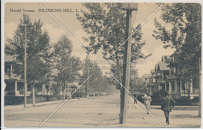 Herald Ave, Richmond Hill, L.I.