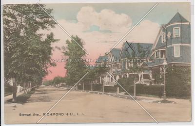 Stewart Ave., Richmond Hill, L.I.