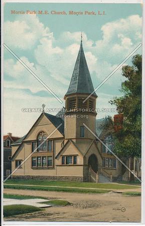 Morris Park, M.E. Church, Morris Park, L.I.