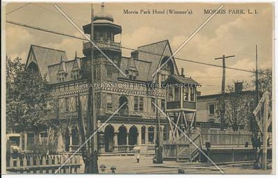 Morris Park Hotel (Wimmer's), Morris Park, L.I.
