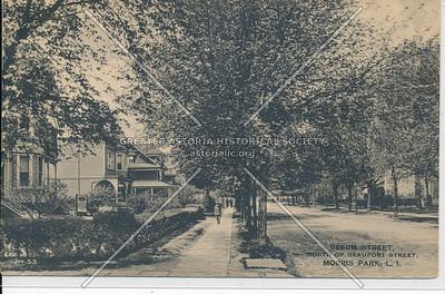 Beech St, North of Beaufort St, Morris Park, L.I.