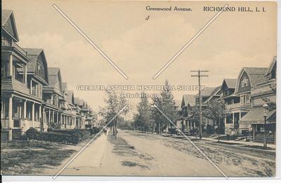 Greenwood Ave, Richmond Hill, L.I.