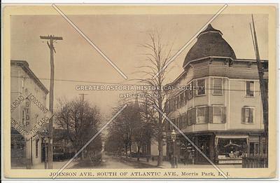 Johnson Ave., South of Atlantic Ave., Morris Park, L.I.