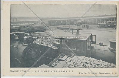 L.I.R.R. Shops, Morris Park, L.I.
