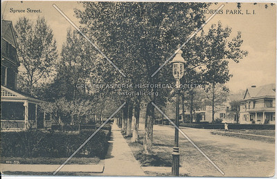 Spruce St. Morris Park, L.I.