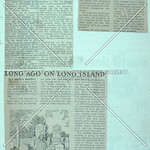 Lawrence Cemetery, Bayside, news clippings