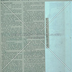 Newspaper clipping on Lawrence Cemetery restoration, Bayside, 1972