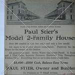 Paul Stier Houses, Ridgewood